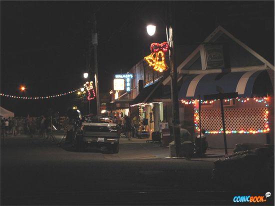 Iron Man 3 Walker's Bar