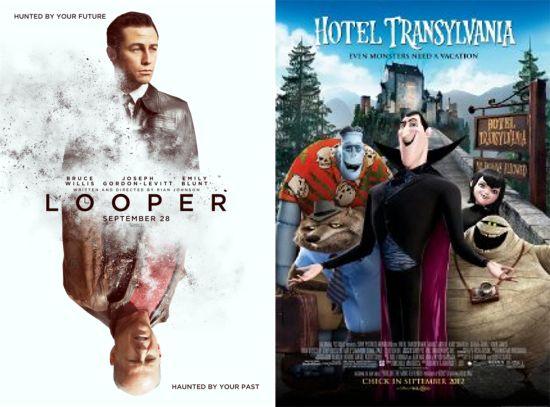 Looper and Hotel Transylvania