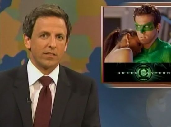 Saturday Night Live Green Lantern