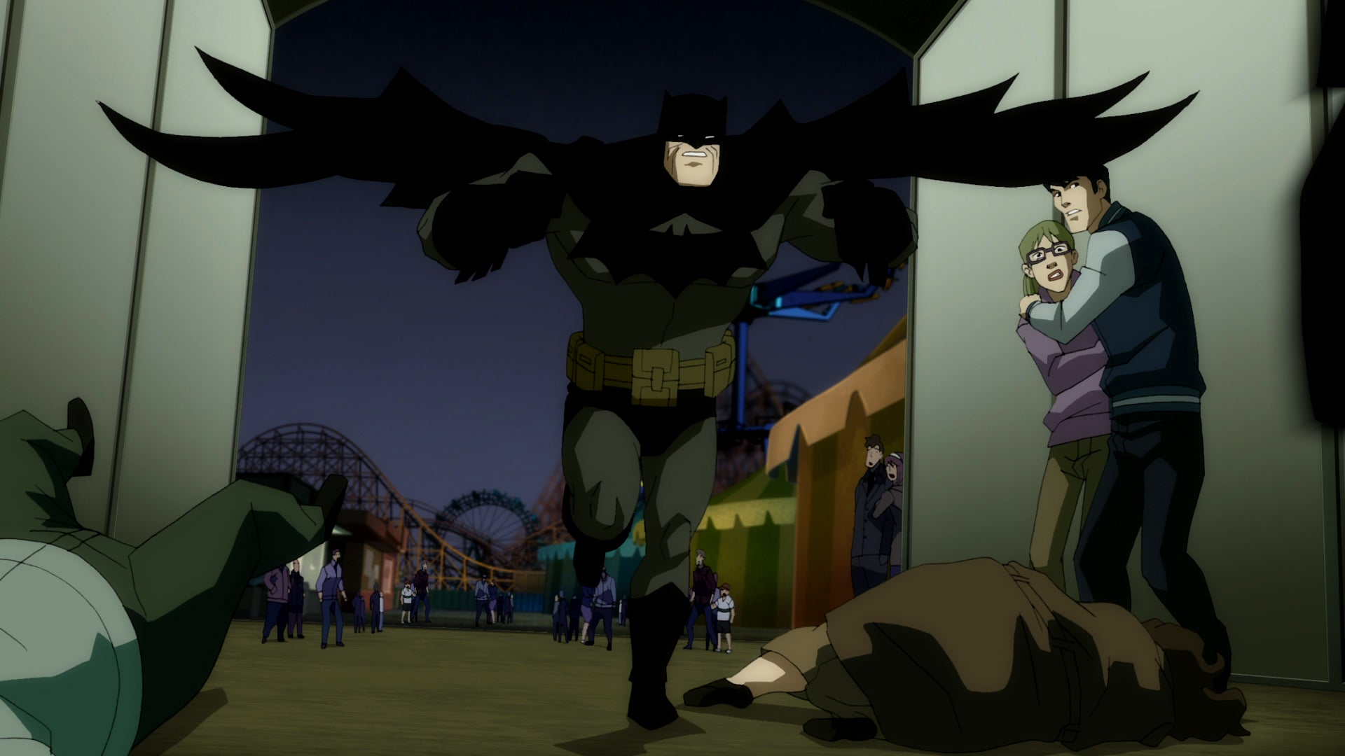 Batman-The Dark Knight Returns Part 2