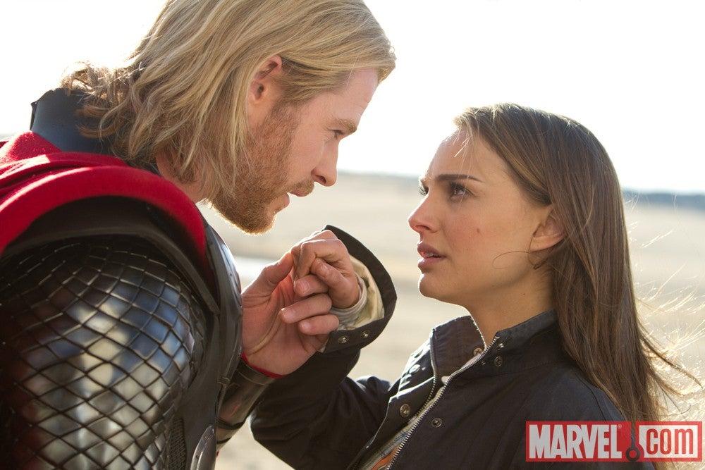 Thor: The Dark World - Portman Returns...Because She Has To