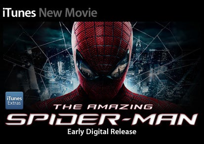 The Amazing Spider-Man Goes Digital First With Early Release Today