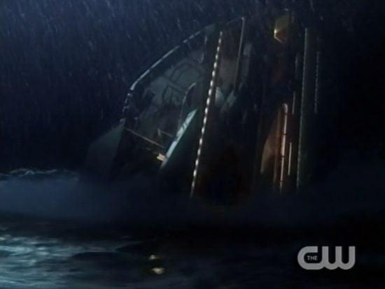 Arrow Shipwreck