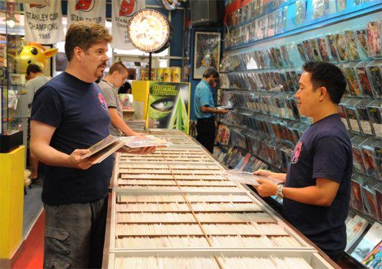 Comic Book Men 2 Michael and Ming