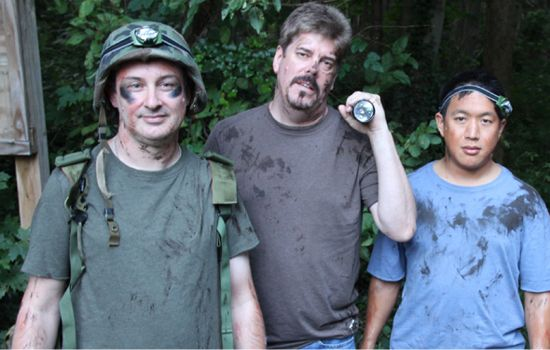 Comic Book Men Ghostbusting at the Stash