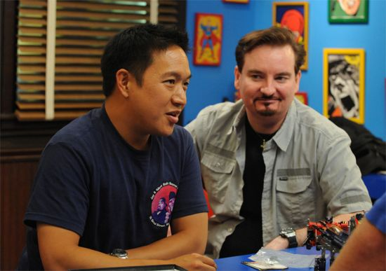 Comic Book Men Ming In Charge