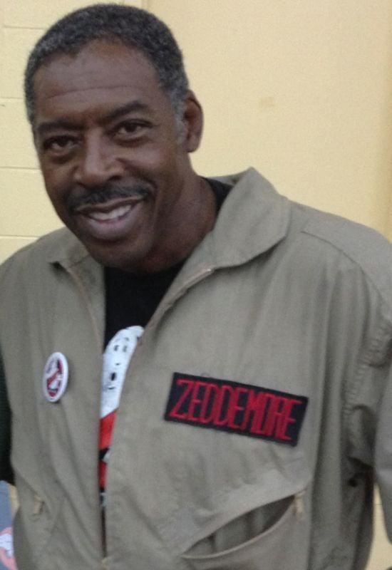 Ernie Hudson Ghostbusters costume