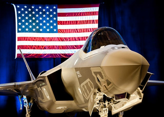 Man of Steel Will Debut Air Force Jet