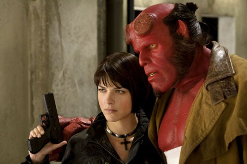 Hellboy 3: Selma Blair Weighs In