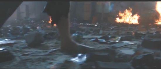 Iron Man 3 Hulk Cameo