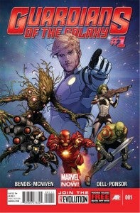 Iron Man Guardians Of The Galaxy
