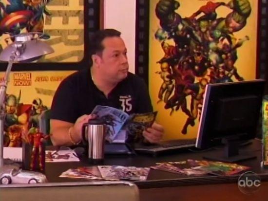 Joe Quesada Marvel Now