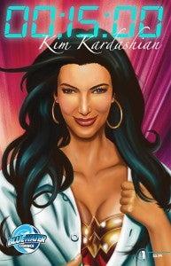 Kim Kardashian Bio Comic Book
