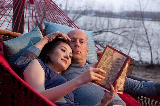 Bruce Willis; Summer Qing