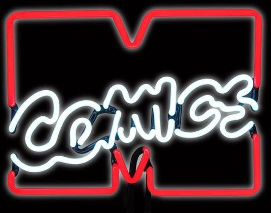 Marvel Comics Neon Sign