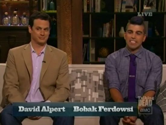 The Talking Dead David Alpert Boback Ferdowski