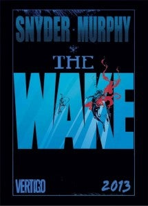 The Wake Comic Book