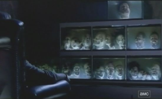 The Walking Dead Fish Tanks