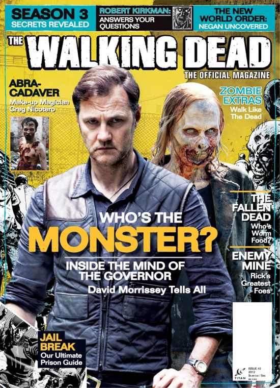 The Walking Dead Magazine #2