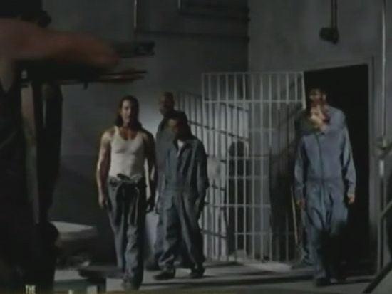 The Walking Dead preview five prisoners
