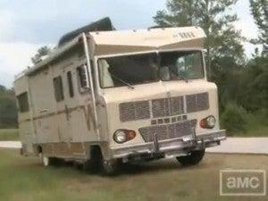 The Walking Dead RV