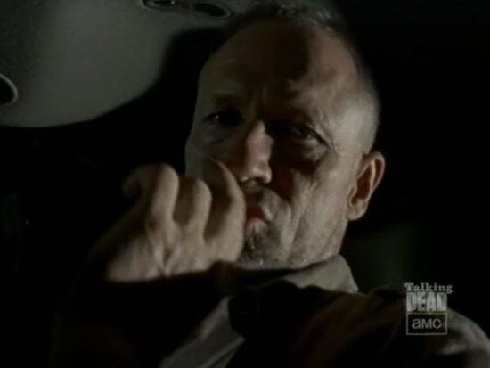 The Walking Dead Sneak Peek Merle