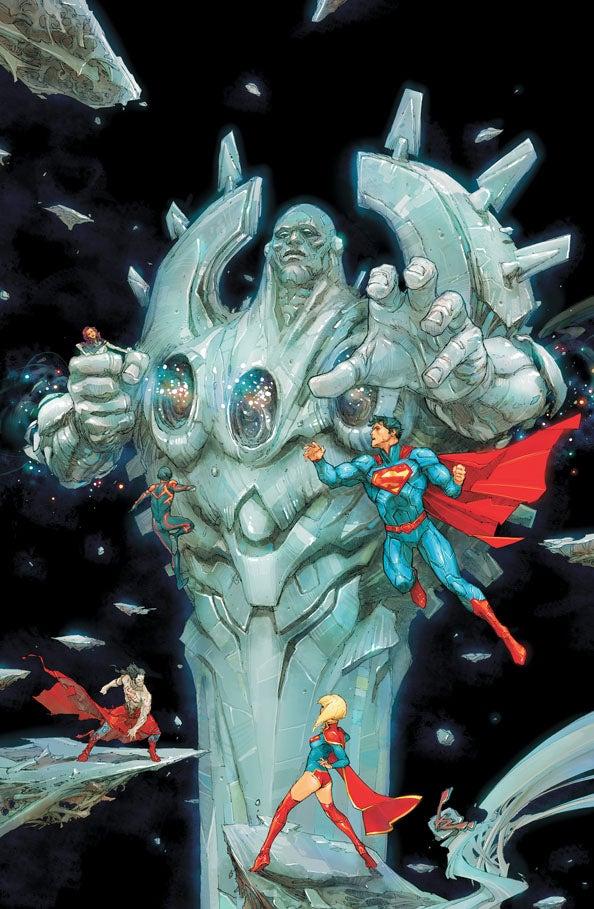 Smallville In The New 52 Will The Comics Introduce Chloe Sullivan