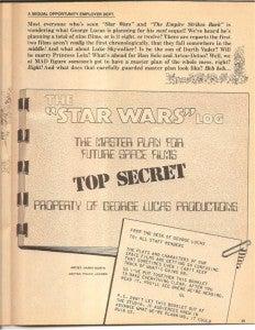 Star Wars Mad Magazine