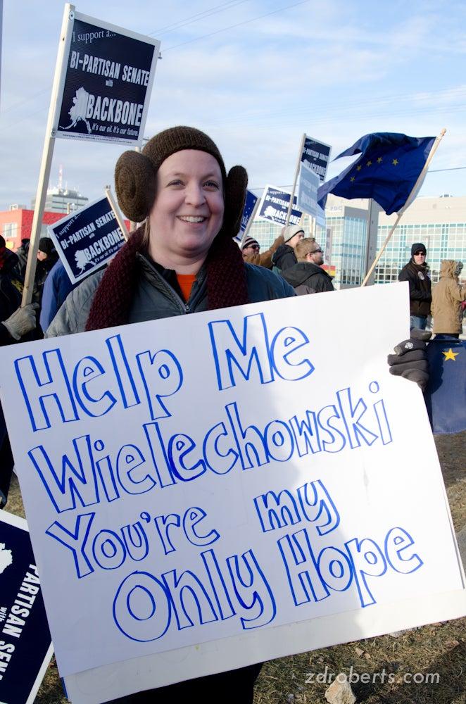 Star Wars vs. The Fantastic Four: When Geek Culture and Politics Collide (in Alaska)