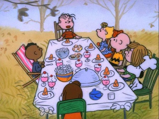 A Charlie Brown Thanksgiving Special 40th Anniversary