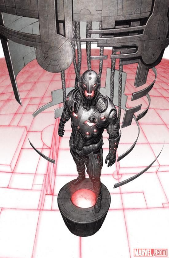 Age of Ultron #1 variant