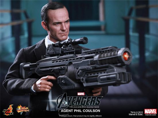 Agent Phil Coulson Action Figure