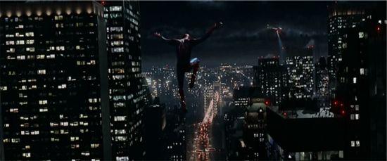 Amazing Spider-Man bridge easter egg