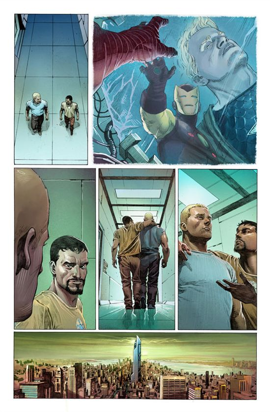 Avengers #1 Page 4