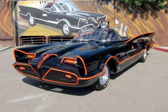 Batmobile Auction