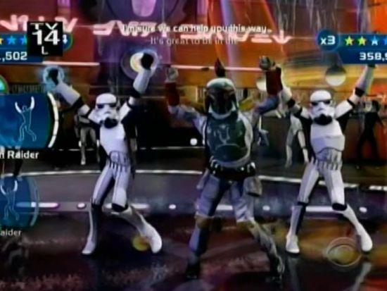 The Big Bang Theory: Star Wars Dance
