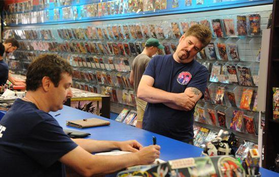 Comic Book Men Episode 7