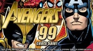Cyber Monday Digital Comics Sale