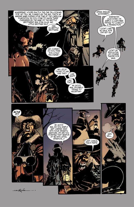 Django Unchained #1 Page 4