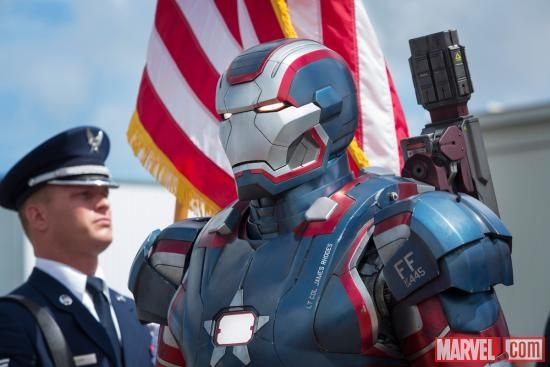 Don Cheadle: Make Noise For Iron Man 4