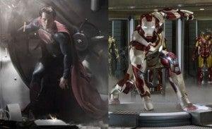 Man of Steel Iron Man 3