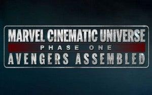 Marvel Phase One Box Set