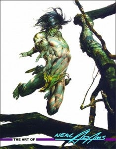Neal Adams Tarzan Lithograph