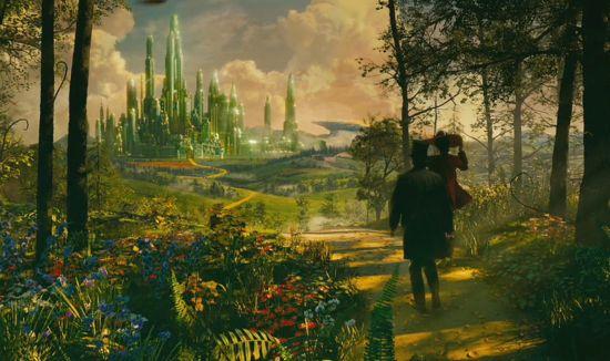 Oz the Emerald City