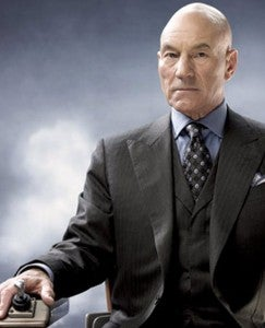 Patrick Stewart X-Men Days Of Future Past