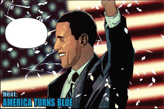 President Barack Obama Spawn #225
