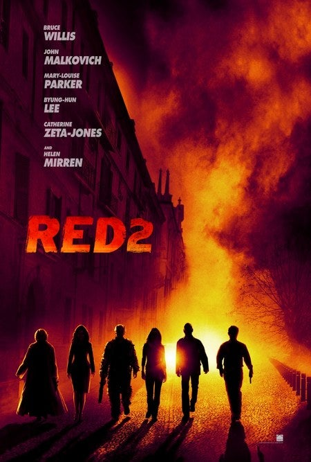 Red 2 Will Be Outrageous Situations Played Straight, Says Producer