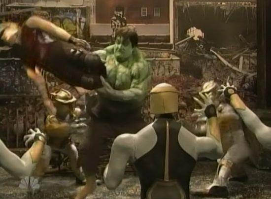 Saturday Night Live Hulk