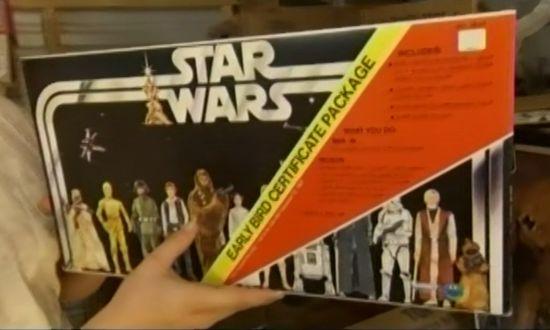 Star Wars Early Bird Certificate