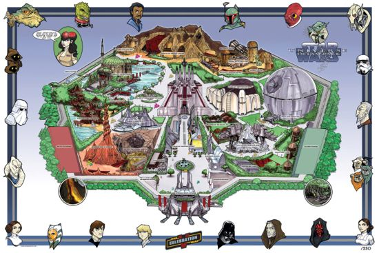 Star Wars Theme Park